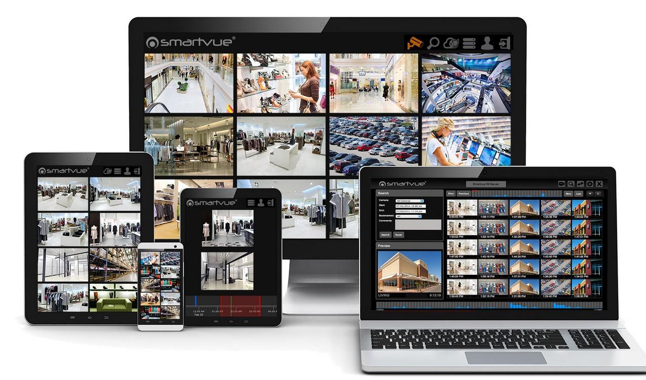 Hikvision Amp Smartvue Launch Cloud Service Aveasia