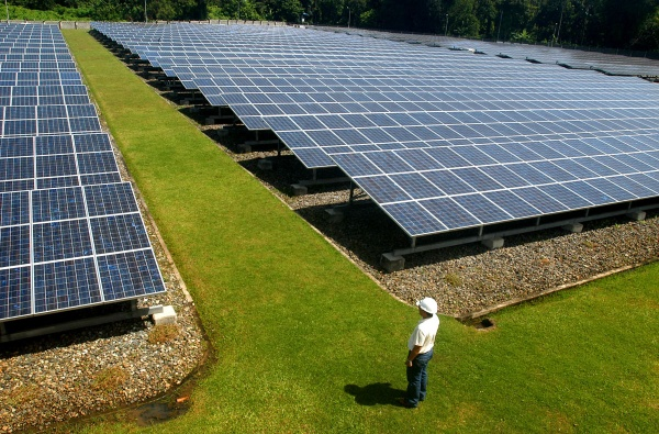 Philippines Ayala Shelves Solar Power Project In Davao