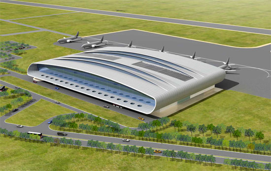 Gujarat India Airport Airport Authority of India