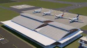 Goutam-Buddha-Airport-internal terminal