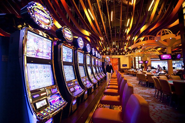 Casino Opening
