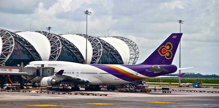Suvarnabhumi Airport Aveasia