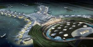 Abu-Dhabi airport
