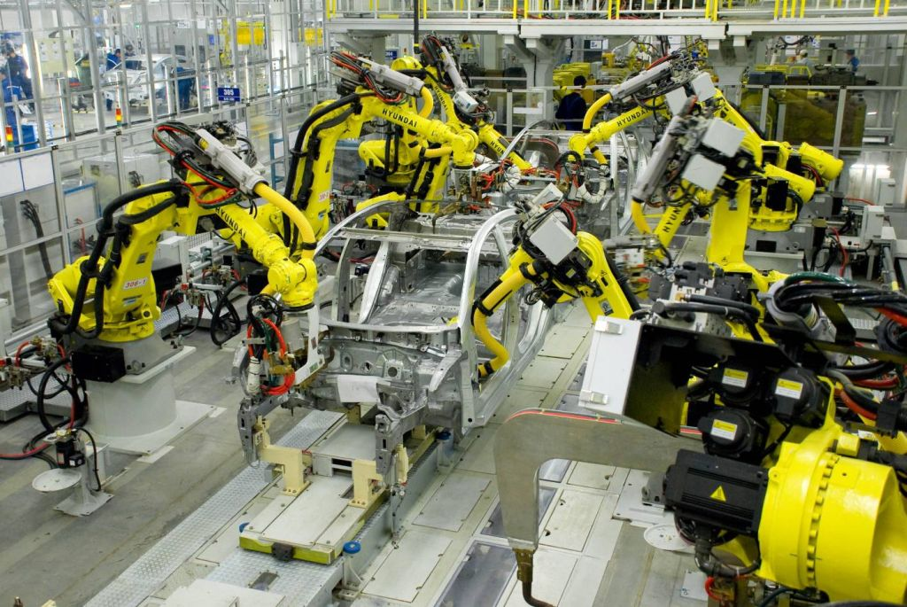 Hyundai Motor To Build Two China Plants Amid Slowing