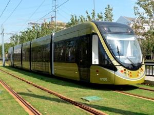tram suzhou china