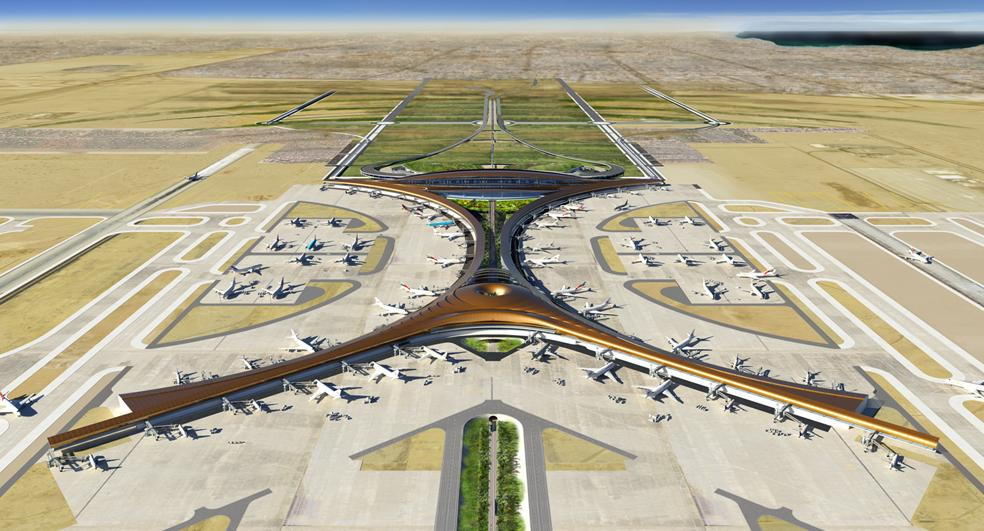 Saudi Arabia's new King Abdulaziz International Airport to ...