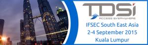 TDSi_IFSEC South East Asia 2015